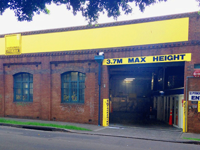 Camperdown Ute & Trucks for Hire
